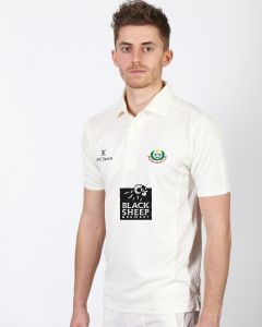 Cricket Shirt Short Sleeve - Masham