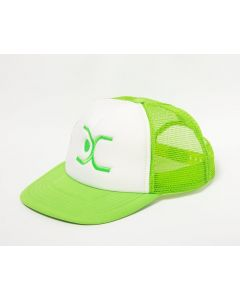 DAC Cap - Green/White