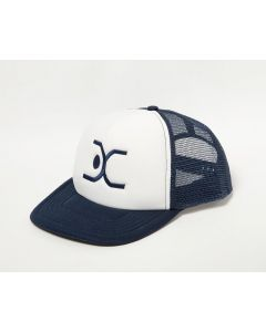 DAC Cap - Navy/White