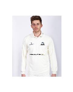 Cricket Jumper Long Sleeve - Knaresborough CC - Children's