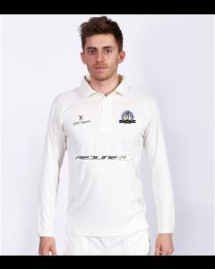 Cricket Shirt Long Sleeve - Knaresborough CC - Children's