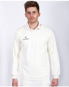 Cricket Jumper Long Sleeve - Bishop Monkton - Child