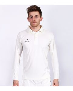 Cricket Shirt Long Sleeve - Birstwith CC