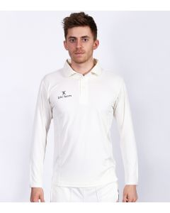 Cricket Shirt Long Sleeve - Bishop Monkton - Child