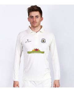 Cricket Shirt Long Sleeve - Rufforth CC