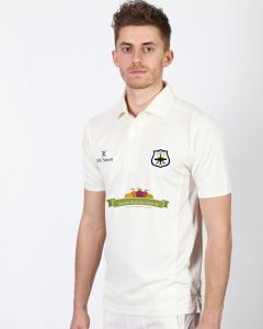 Cricket Shirt Short Sleeve - Rufforth CC