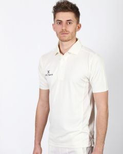 Cricket Shirt Short Sleeve - Newby Hall - Child