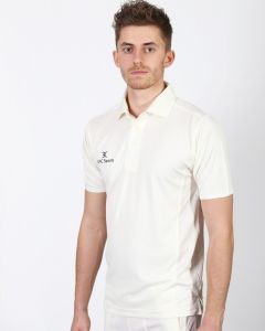Cricket Shirt Short Sleeve - Bishop Monkton - Child