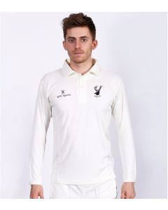 Cricket Shirt Long Sleeve - Studley Royal CC
